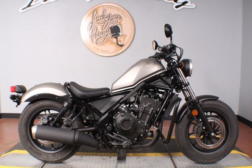 Pre-Owned 2018 Honda Rebel - 500 ABS