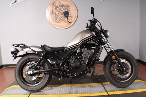 Pre-Owned 2018 Honda Rebel CMX500A