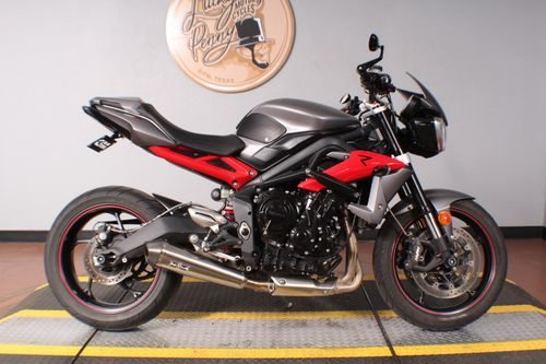 Pre-Owned 2014 Triumph Street Triple R ABS