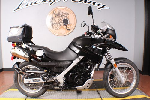 Pre-Owned 2010 BMW G650GS