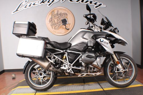 Pre-Owned 2014 BMW R 1200 GS