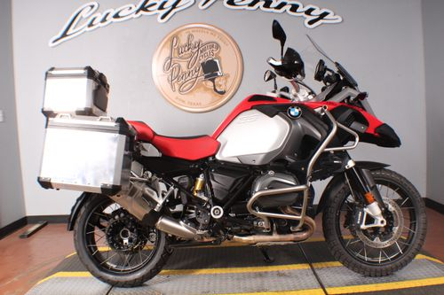Pre-Owned 2016 BMW R 1200 GS Adventure