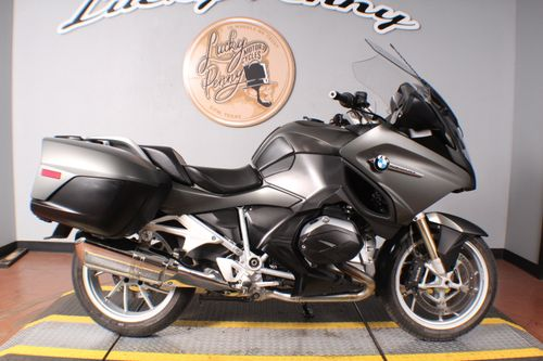 Pre-Owned 2014 BMW R 1200 RT