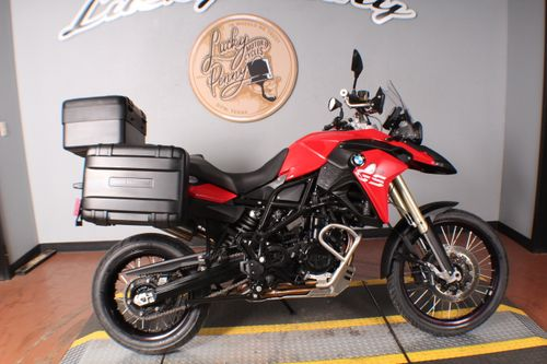 Pre-Owned 2015 BMW F 800 GS