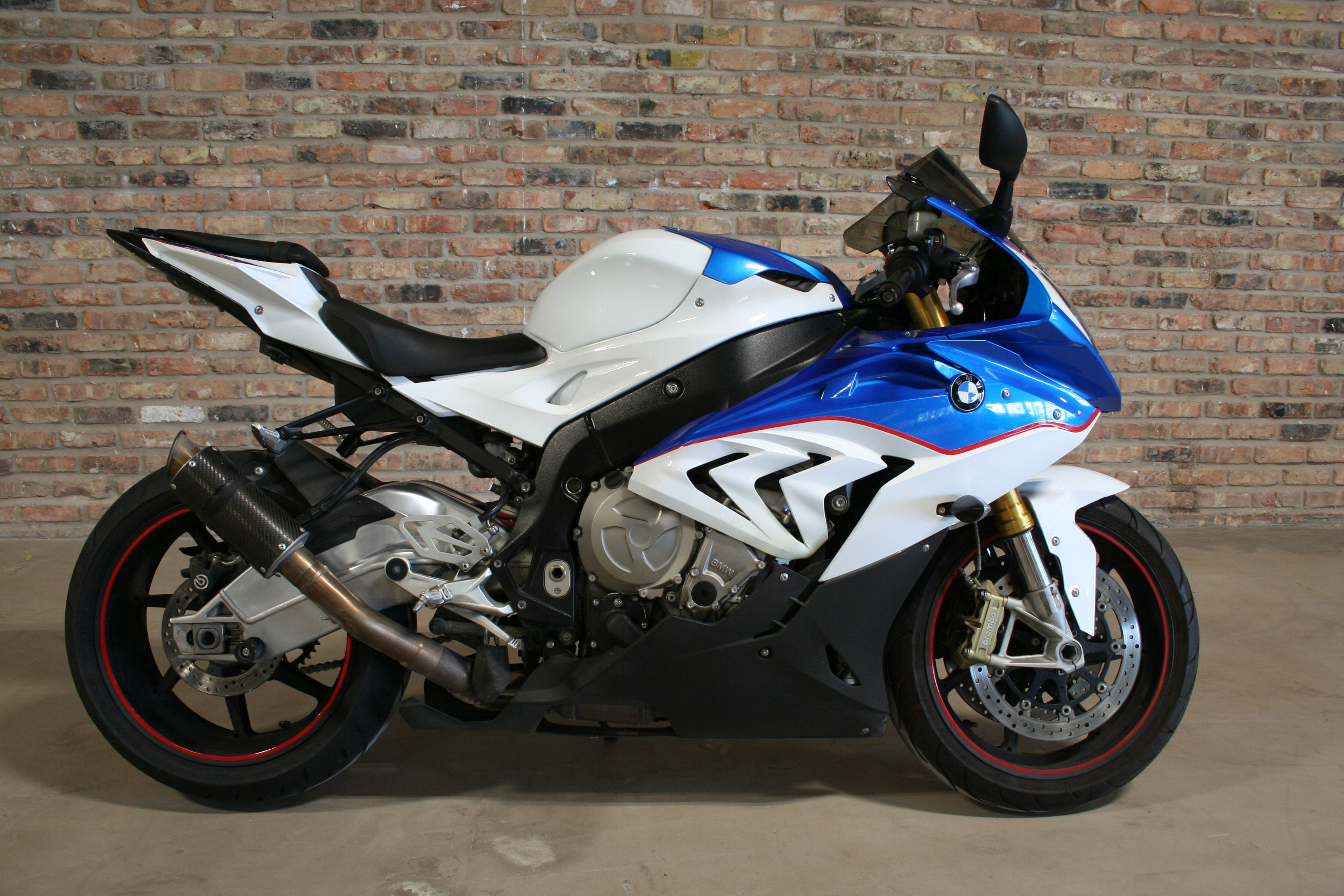 Pre-Owned 2016 BMW S 1000 RR