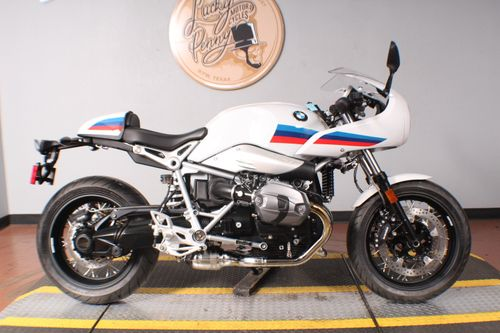 Pre-Owned 2018 BMW R nineT Racer