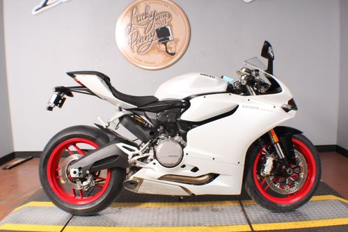 Pre-Owned 2014 Ducati 899 Panigale